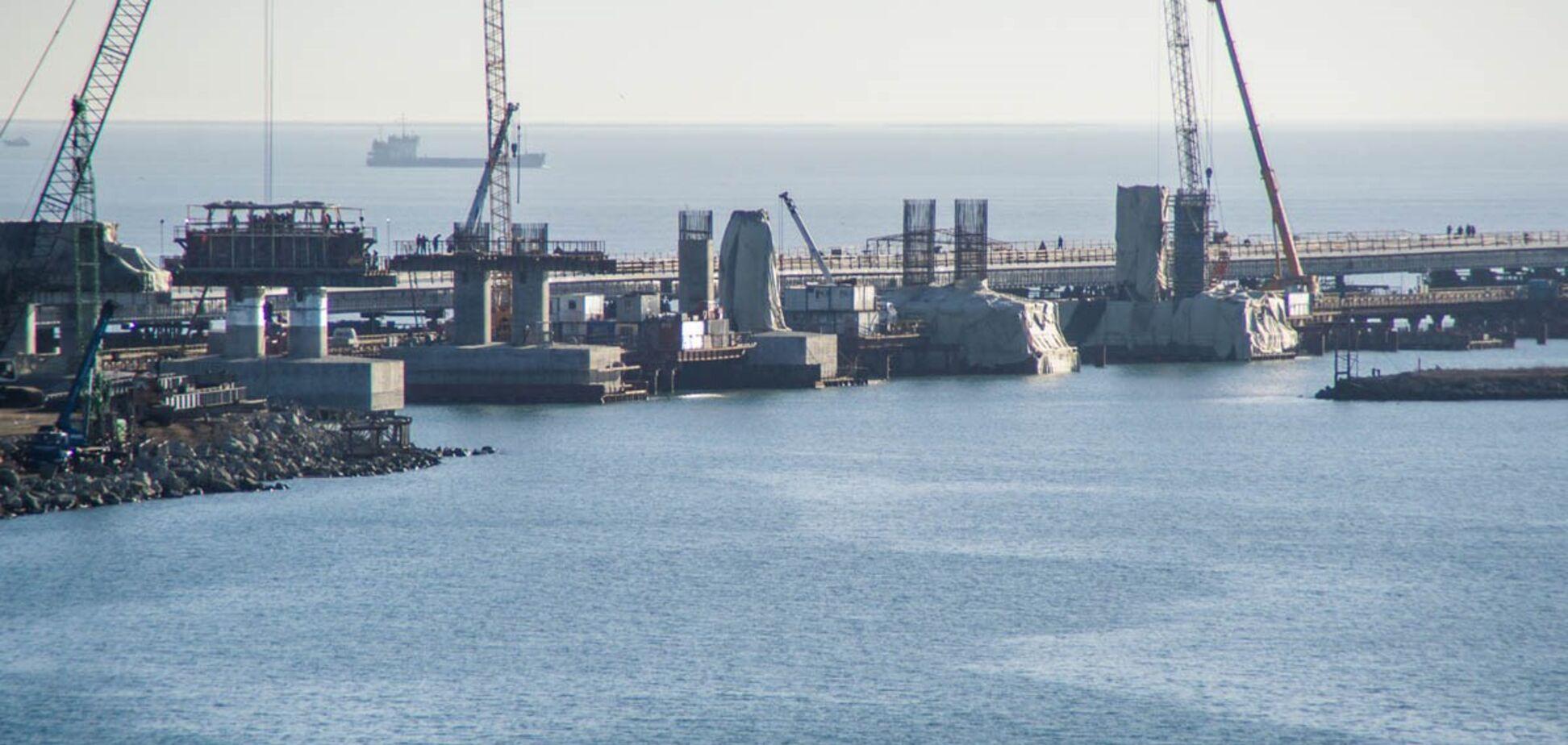 Испугались Украины: стало известно, сколько Россия потратит на защиту Крымского моста