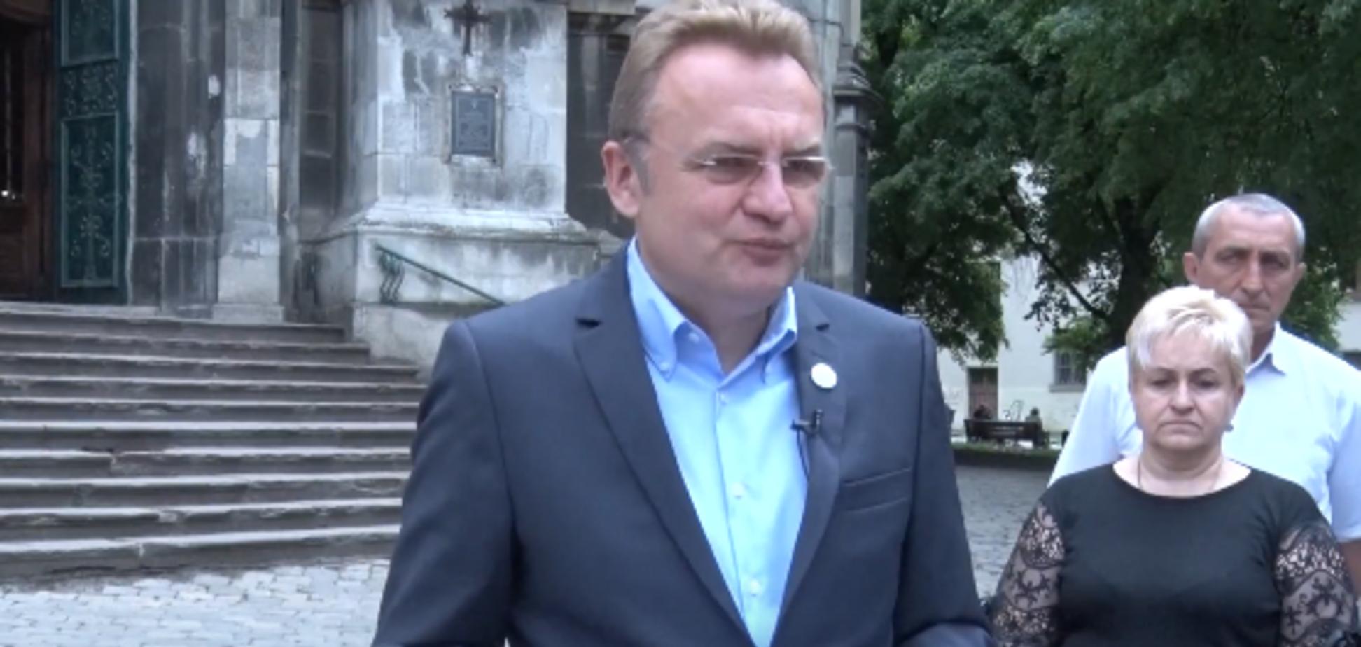 Садовий нагородив одного з лідерів російської громади Львова: хто він такий