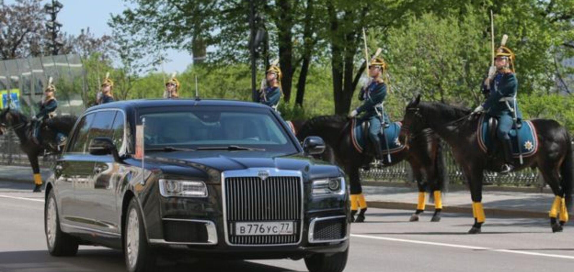 Новий 'броньовик' Путіна: 8 цікавих фактів