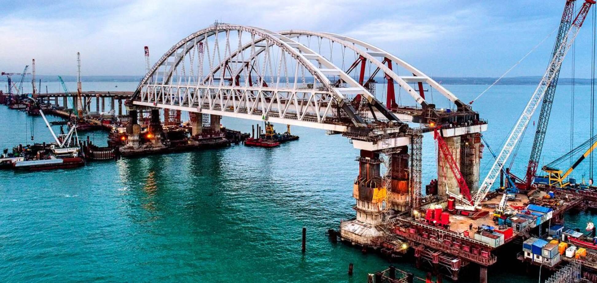 Крымский мост оказался в опасной зоне – инженер