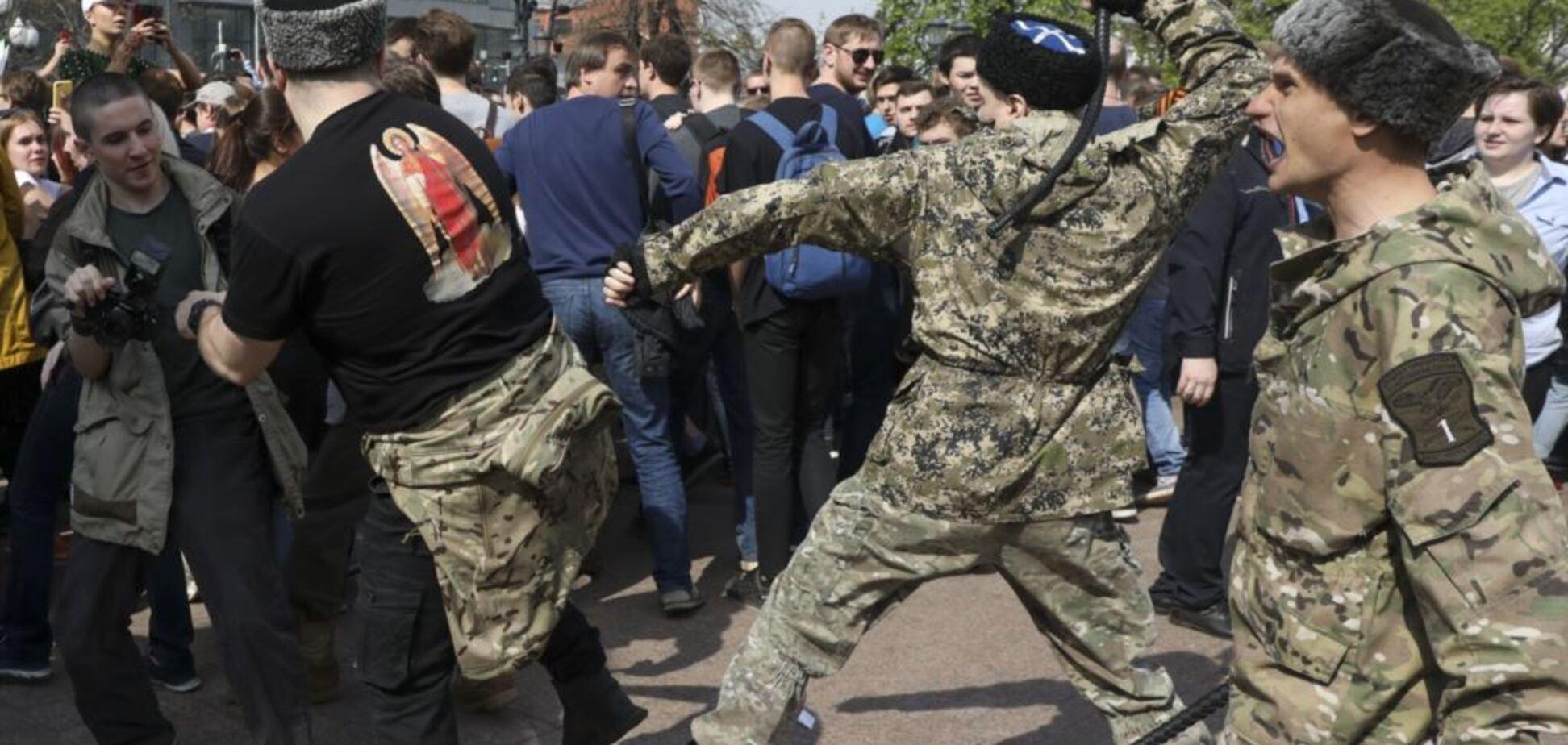России грозит гражданская война