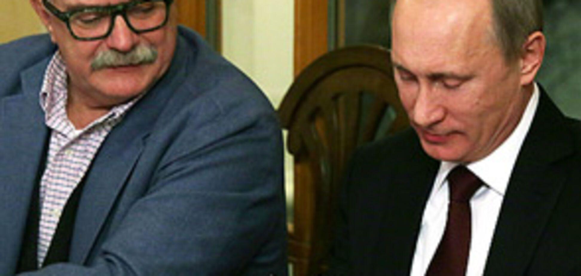 Путин 'похоронил' Михалкова. Следующие на зачистку - Шойгу-Киселев-Соловьев