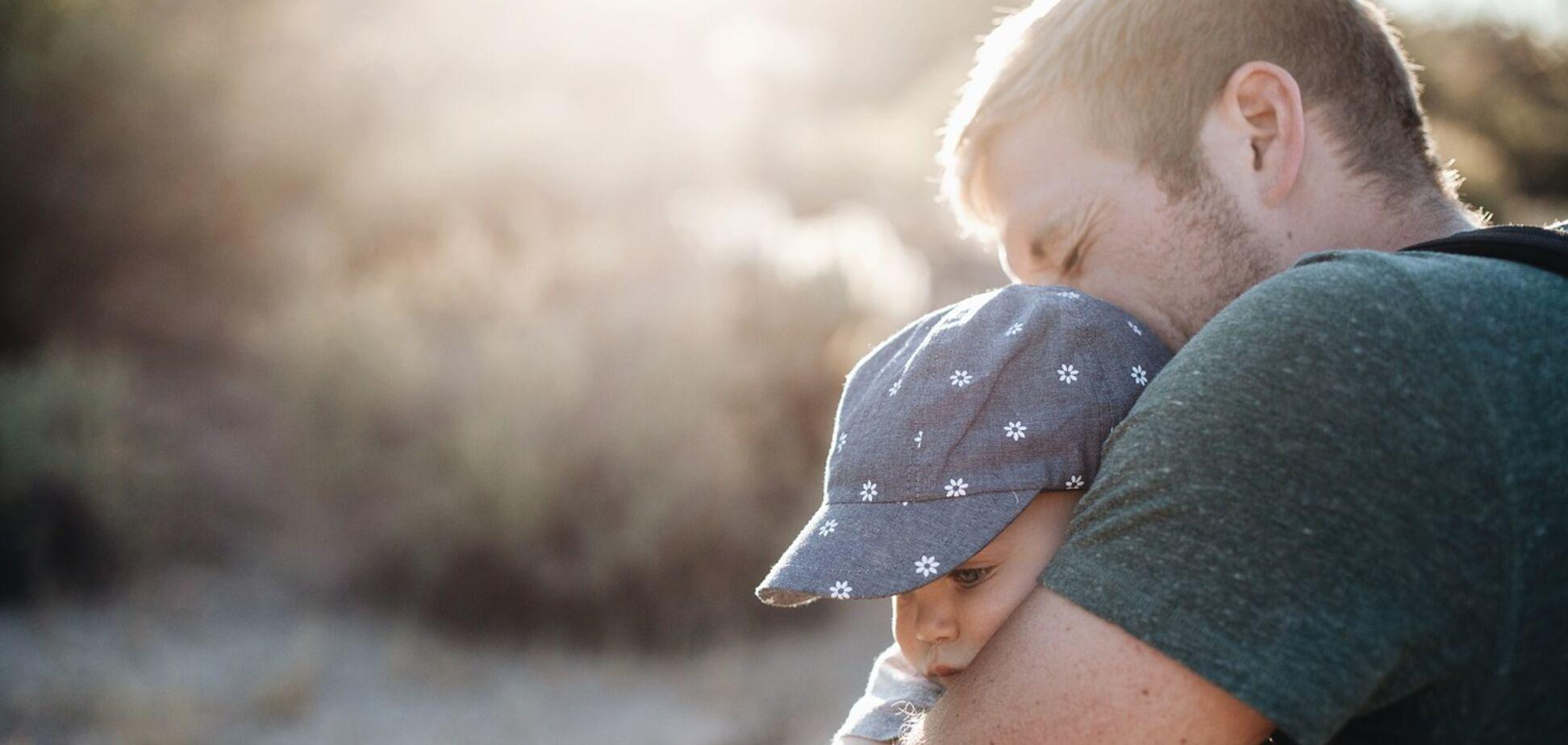 Одиноких отцов в Украине хотят больше защищать