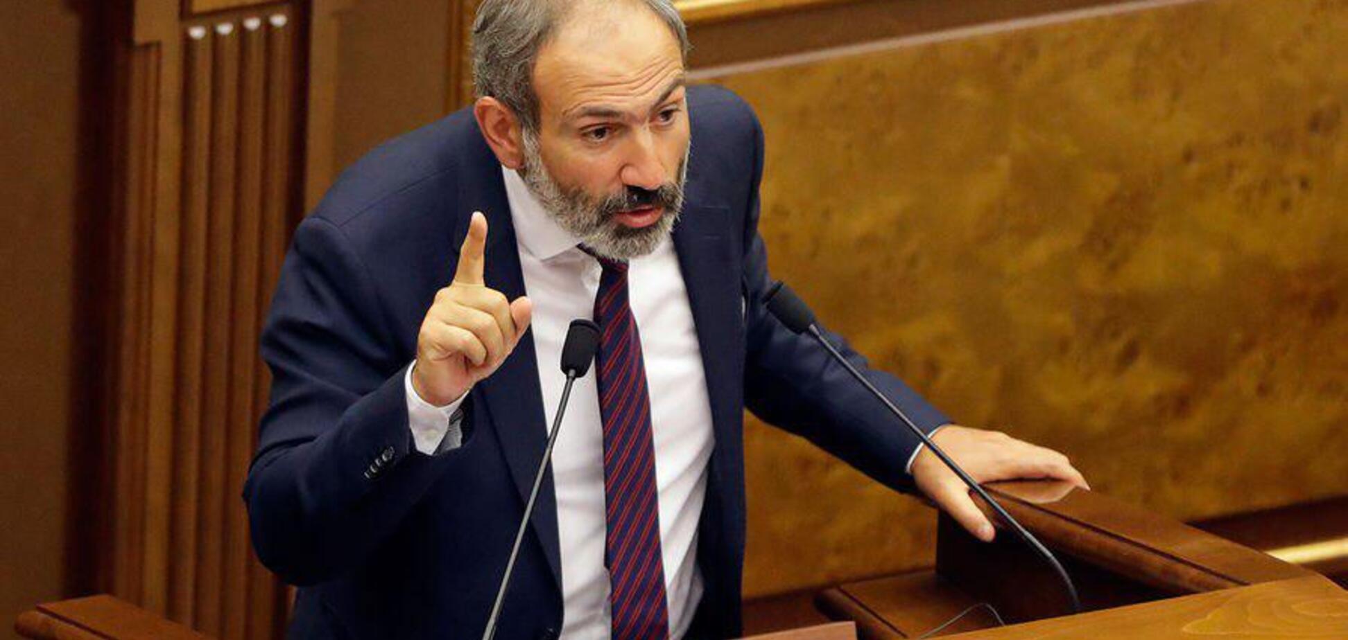 Оксамитова революція в Вірменії: обрали нового прем'єра