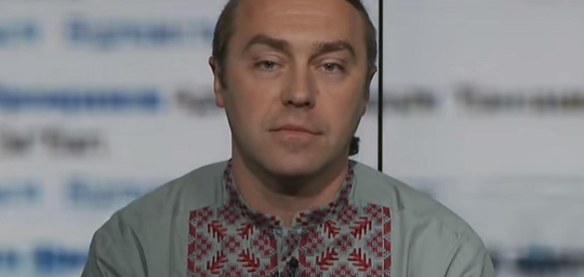 Свободовец предложил лишить гражданства Украины часть жителей Донбасса и Крыма