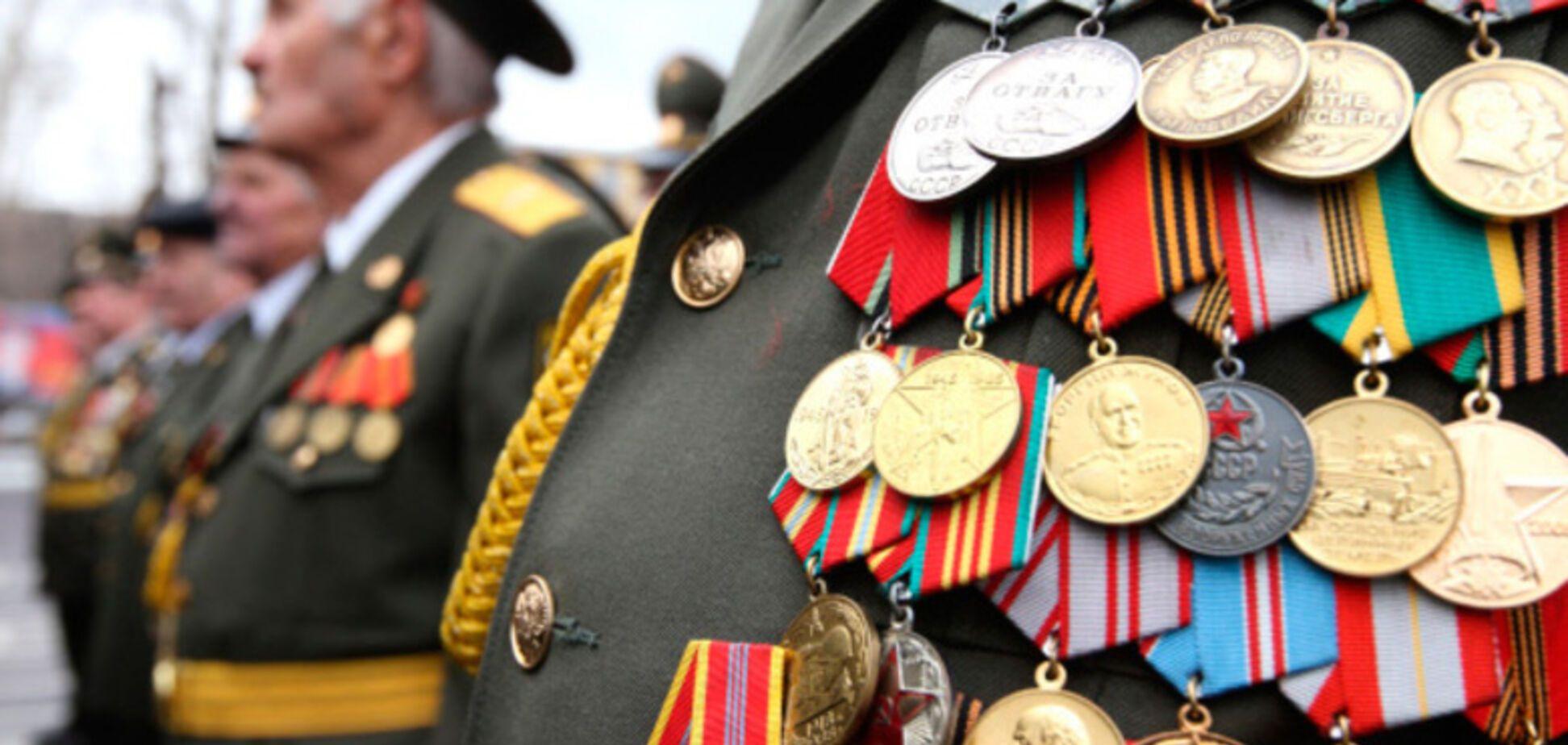 Владимир Мунтян поздравил украинцев с Днём Победы