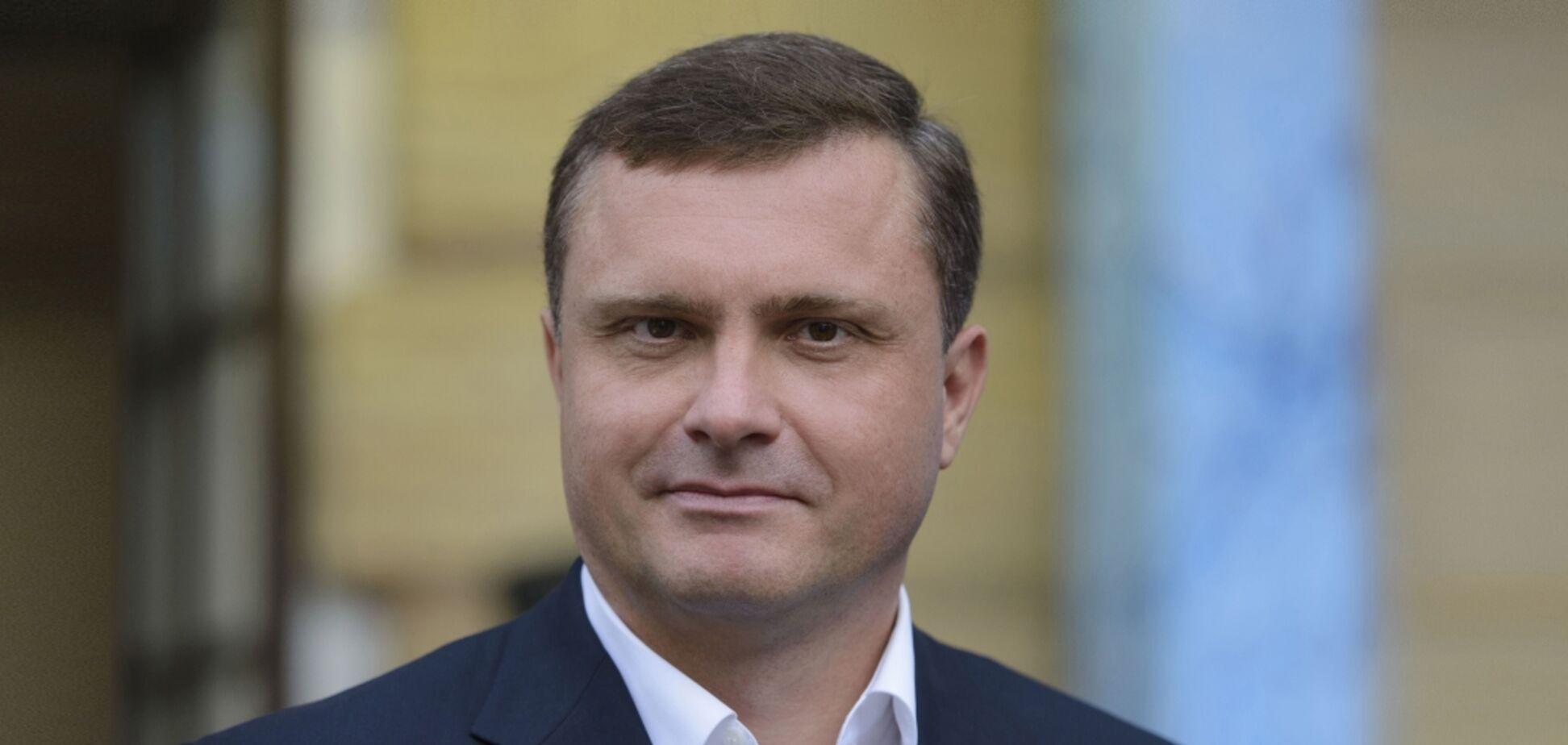 Никто не помешает миру и объединению Украины – Левочкин