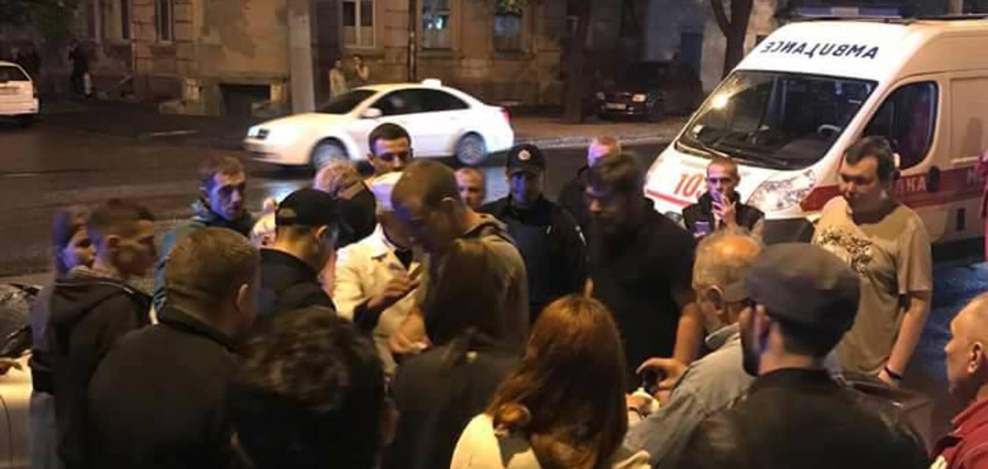 В Одесі 'швидка' покинула потерпілого в ДТП