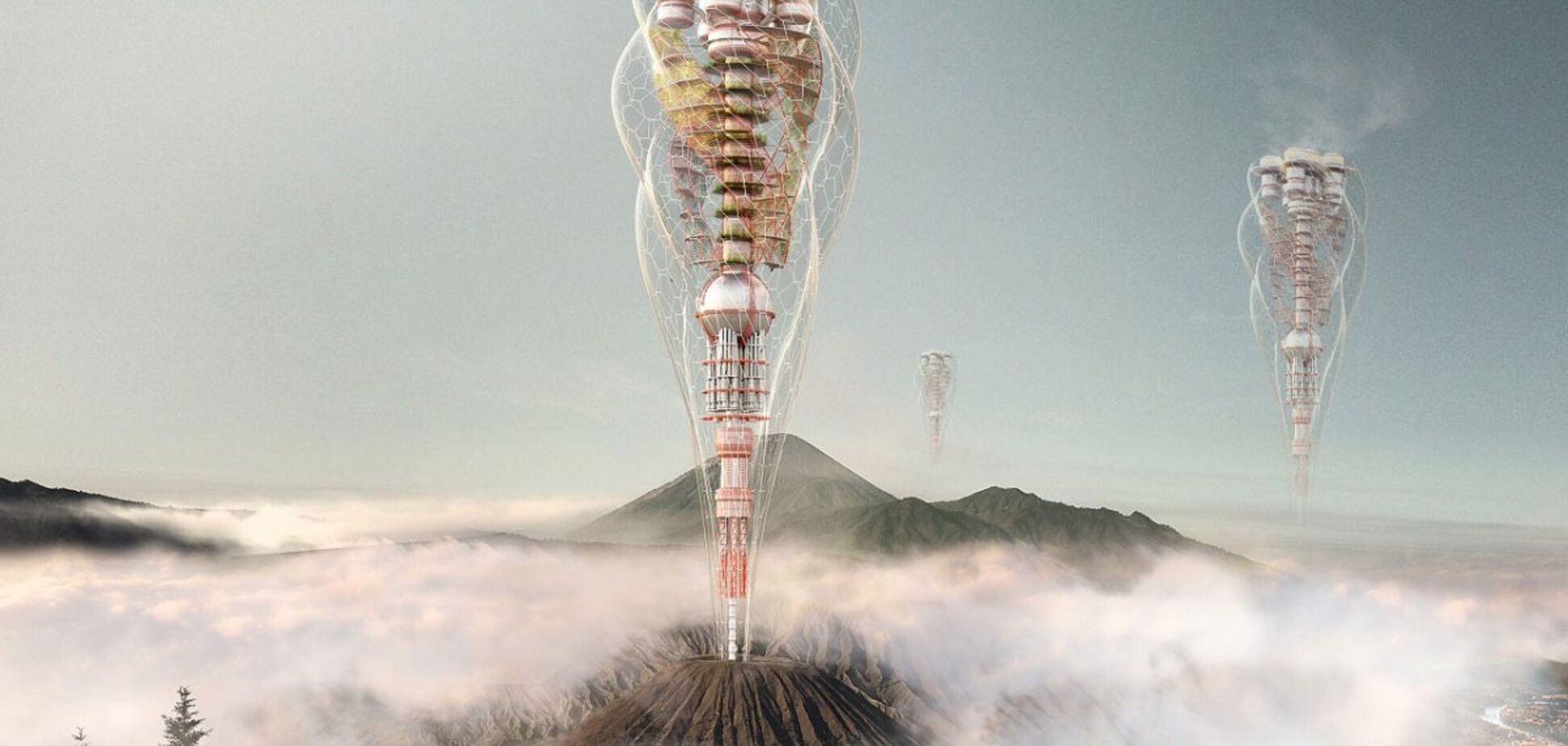 Дерево, ферма и дзиндзя: лучшие небоскребы мира