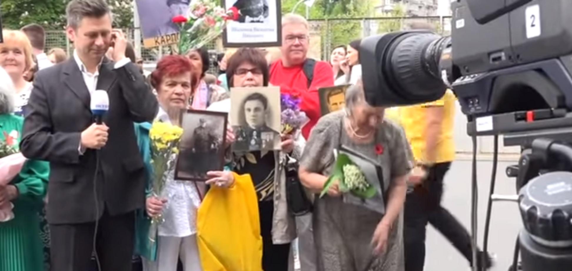 'Приберіть нах * й': 'Інтер' потрапив у новий скандал на День перемоги