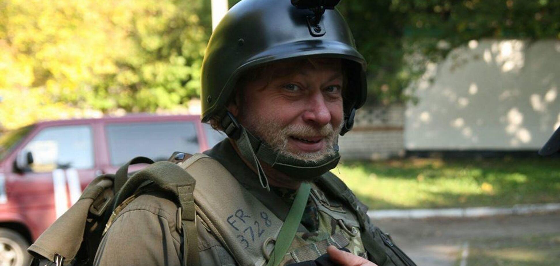 Олексій Цимбалюк. Джерело: Facebook