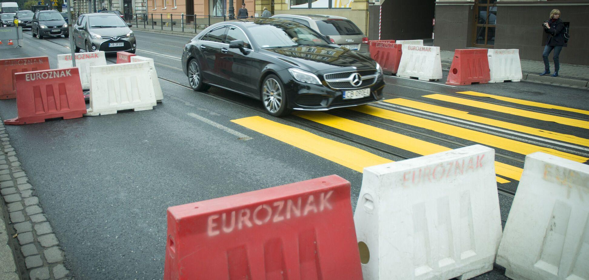 В Україні підрахували кількість авто з іноземною реєстрацією