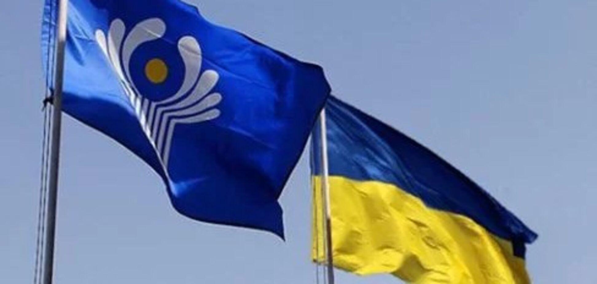 Украина СНГ