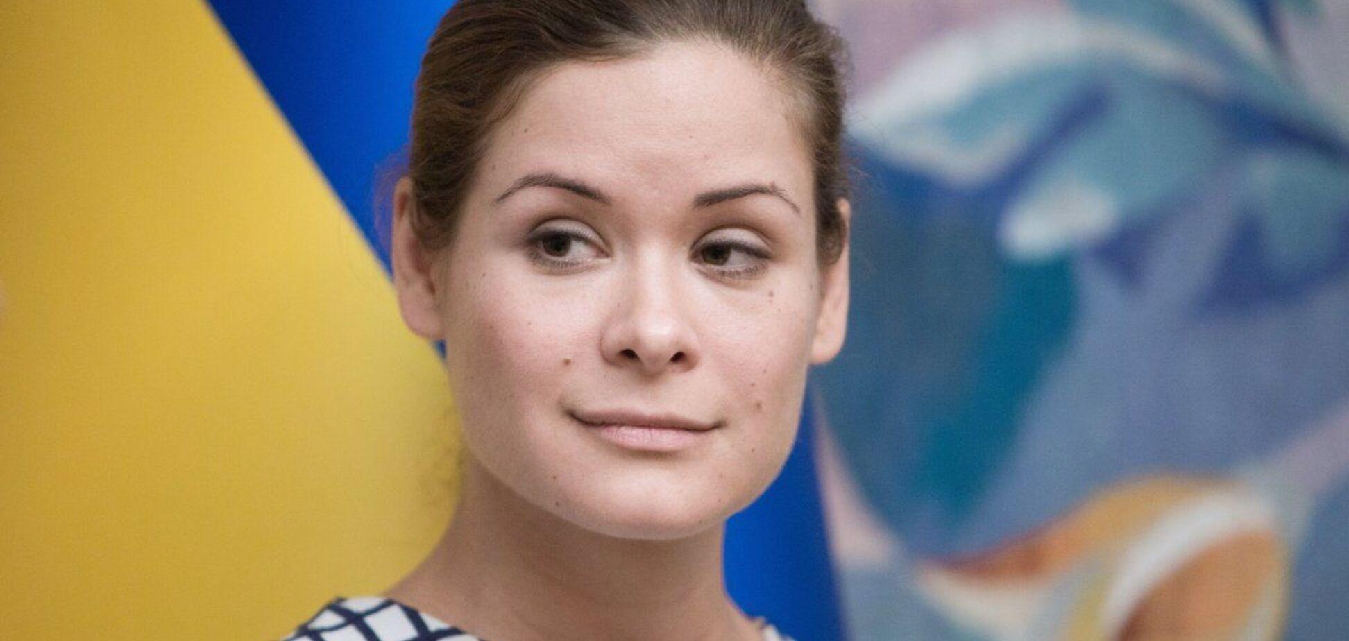 Беглая российская оппозиционерка сложила свои полномочия в Украине