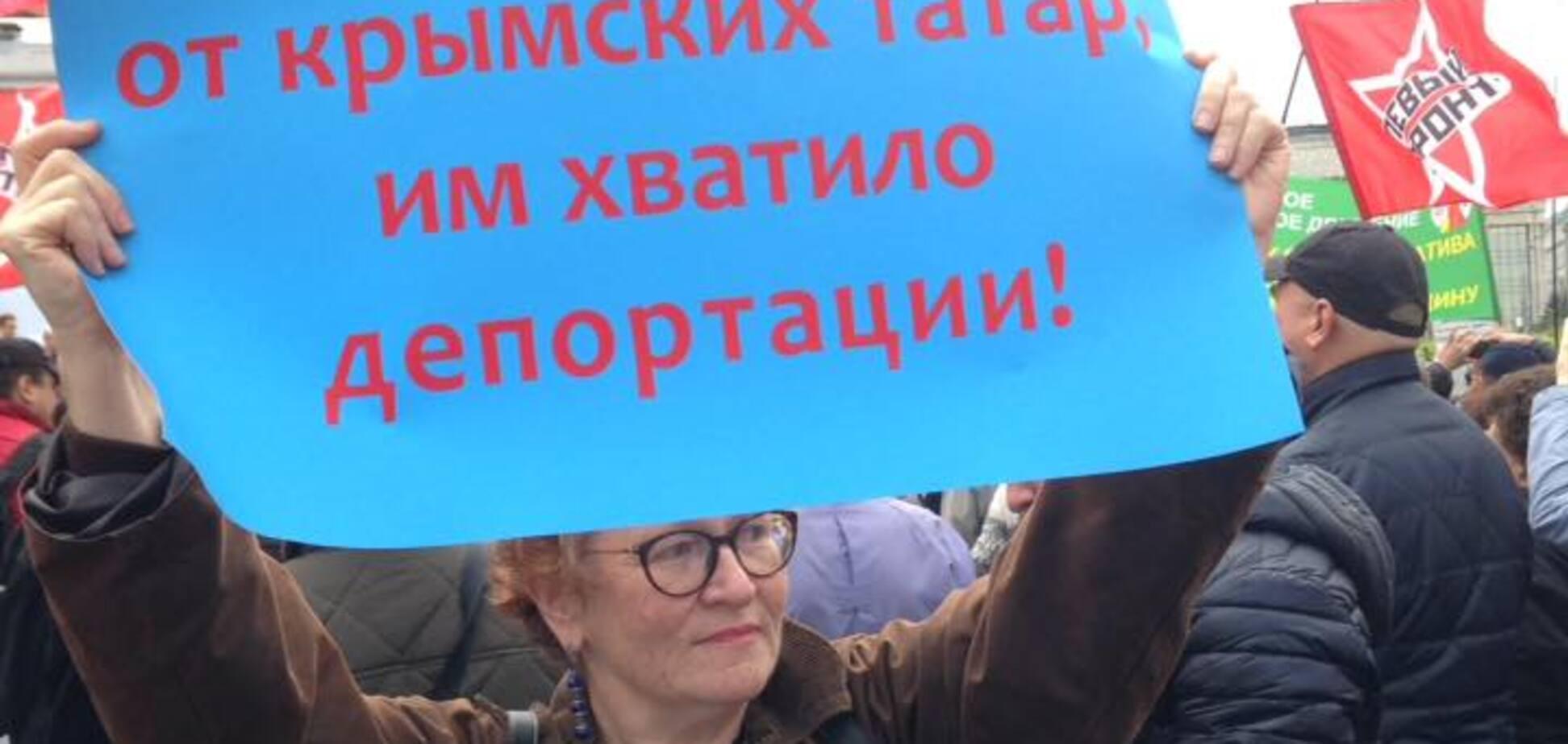'Я так ни от кого не страдал, как от русских...'