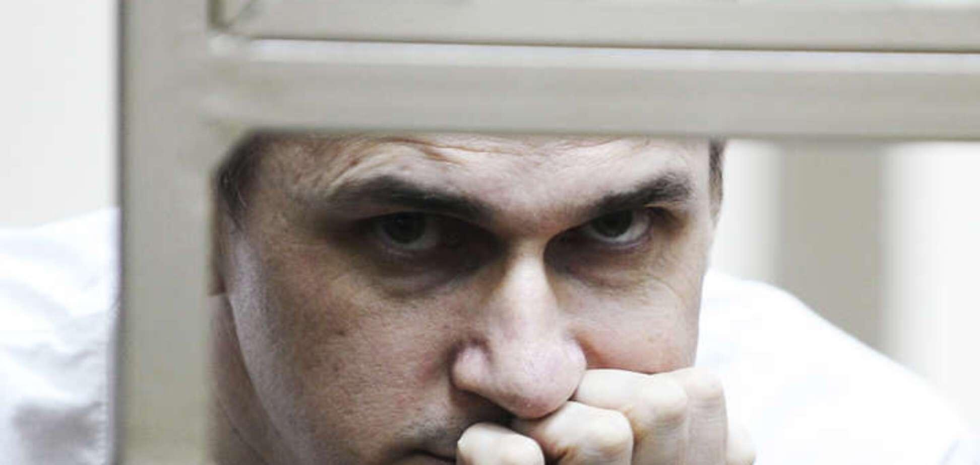 'Не ориентируется в датах': появились новые подробности о состоянии Сенцова