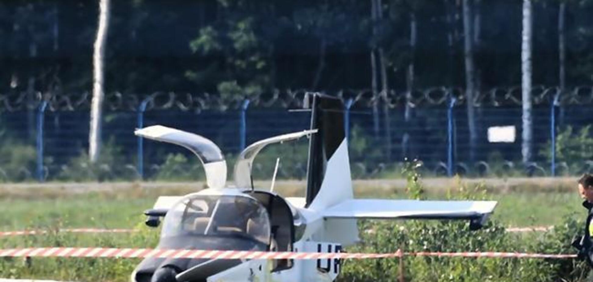 В Польше разбился самолет с украинским нардепом: первые подробности