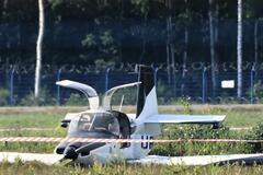 У Польщі розбився літак з українським нардепом: перші подробиці