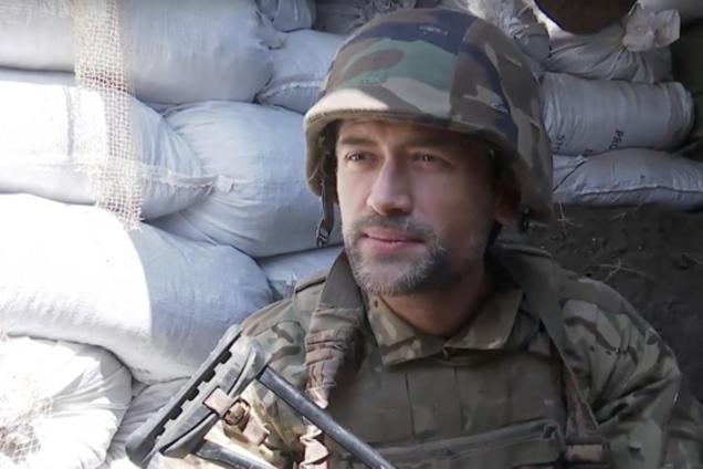 Актер Пашинин объяснил, за что воюет на Донбассе