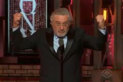 Легендарный актер жестко обматерил Трампа в прямом эфире