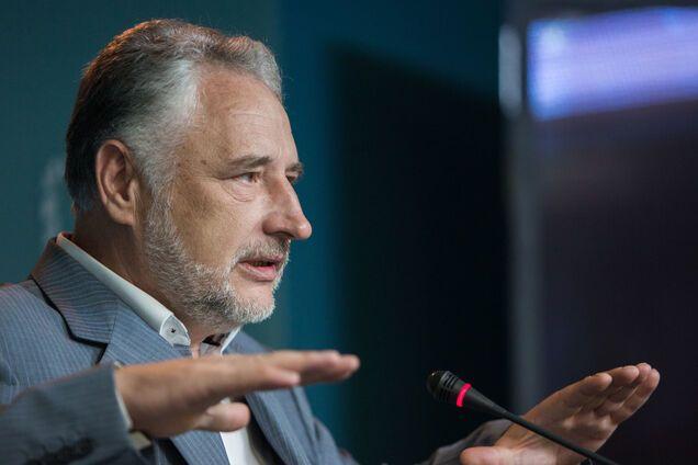 Глава Донеччини Жебрівський подав у відставку