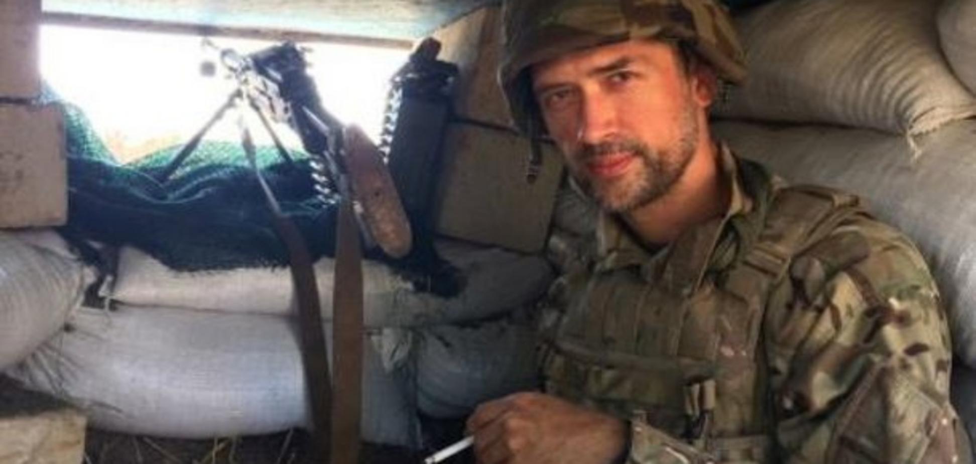 'Штандартенфюрер': новое фото воина-актера Пашинина позабавило сеть