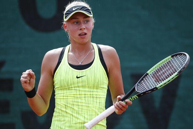 Победительницей теннисного турнира в Турции стала 15-летняя харьковчанка