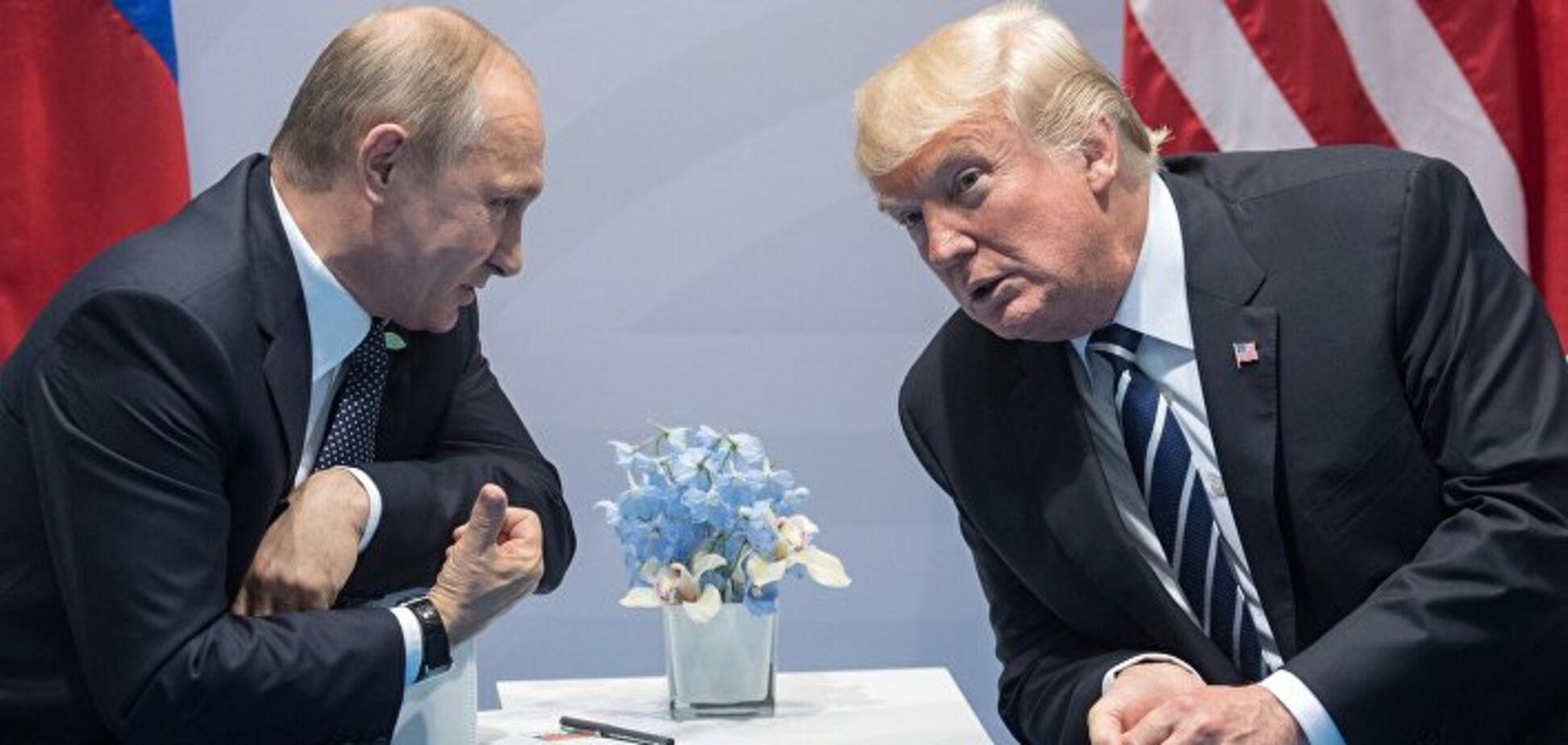 Росія впіймала Трампа на гачок