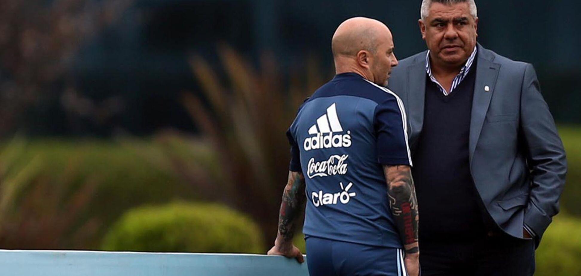 Тренер сборной Аргентины угодил в секс-скандал перед ЧМ-2018