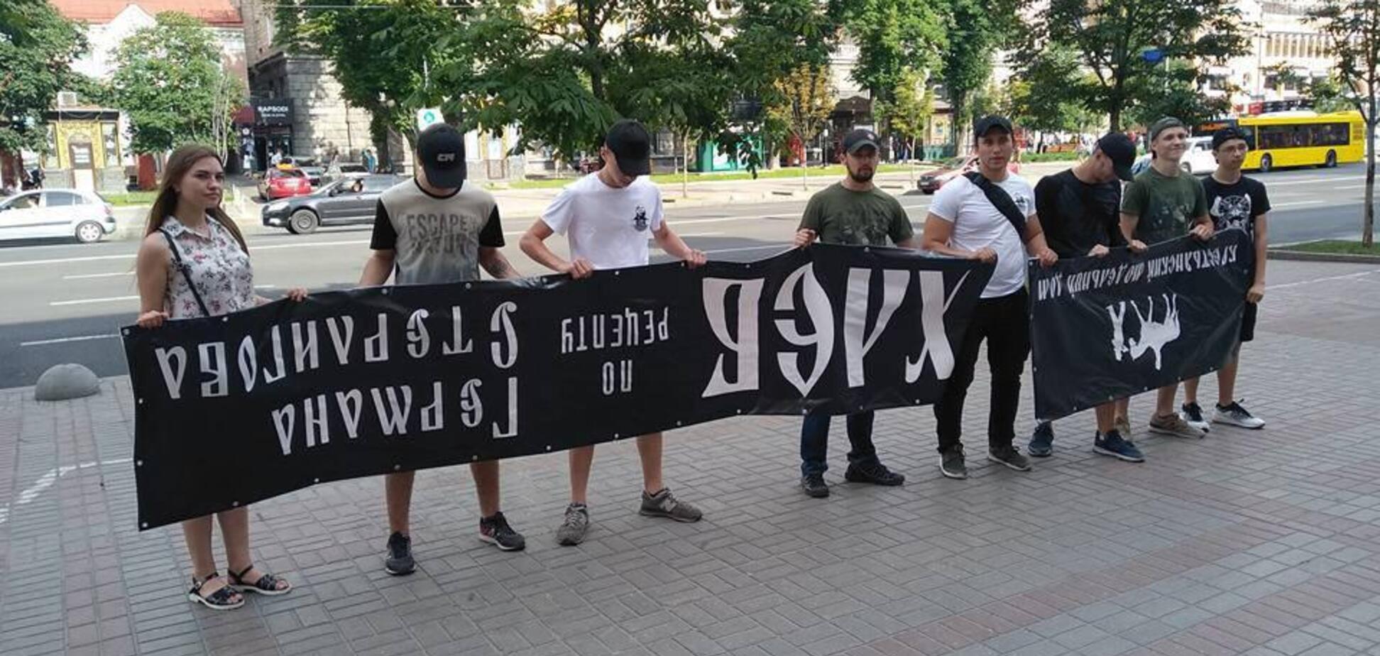 В Киеве разгорелся скандал из-за магазина путинского миллионера