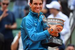 Надаль на финале Roland Garros козырнул уникальной покупкой
