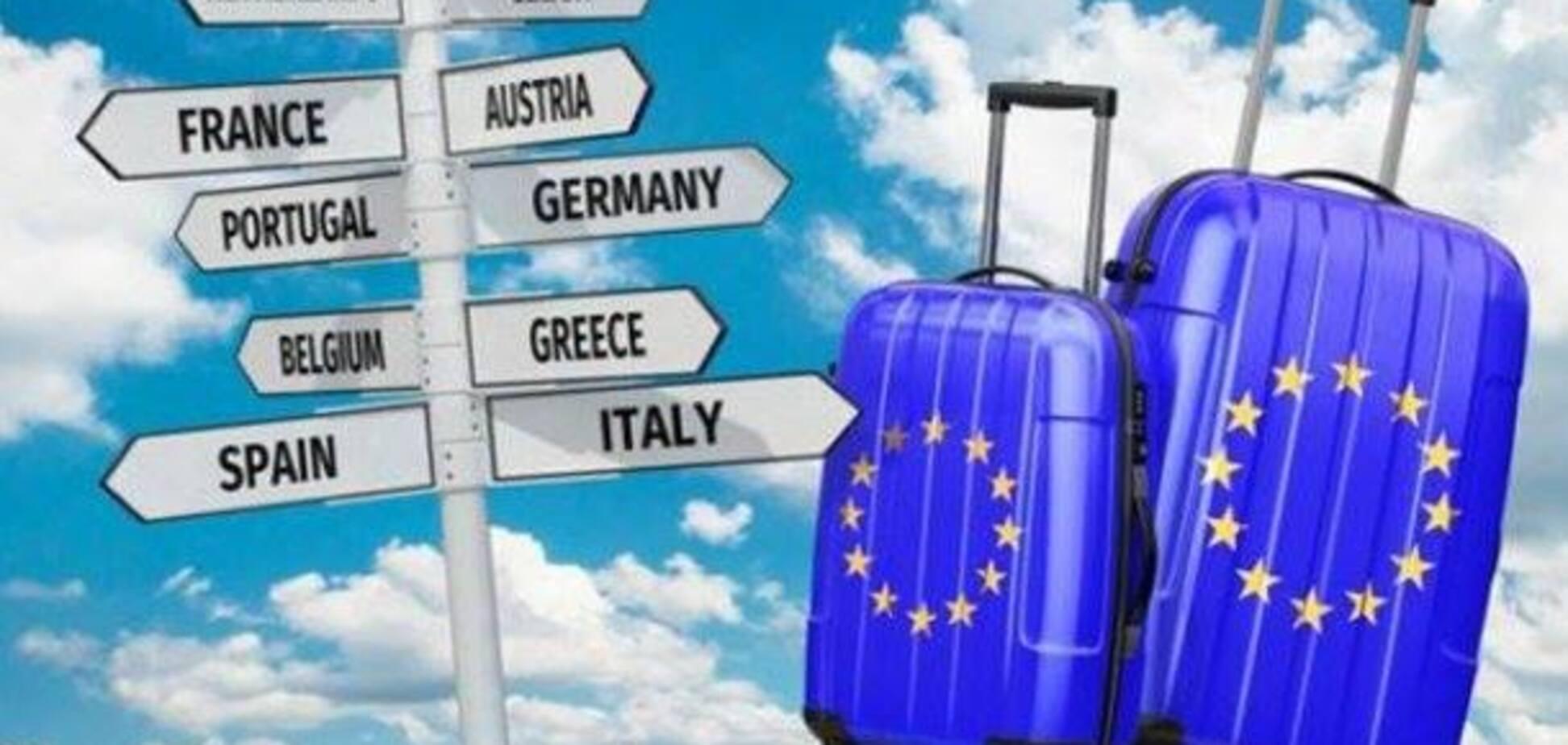 Український паспорт різко 'підскочив' у рейтингу престижності