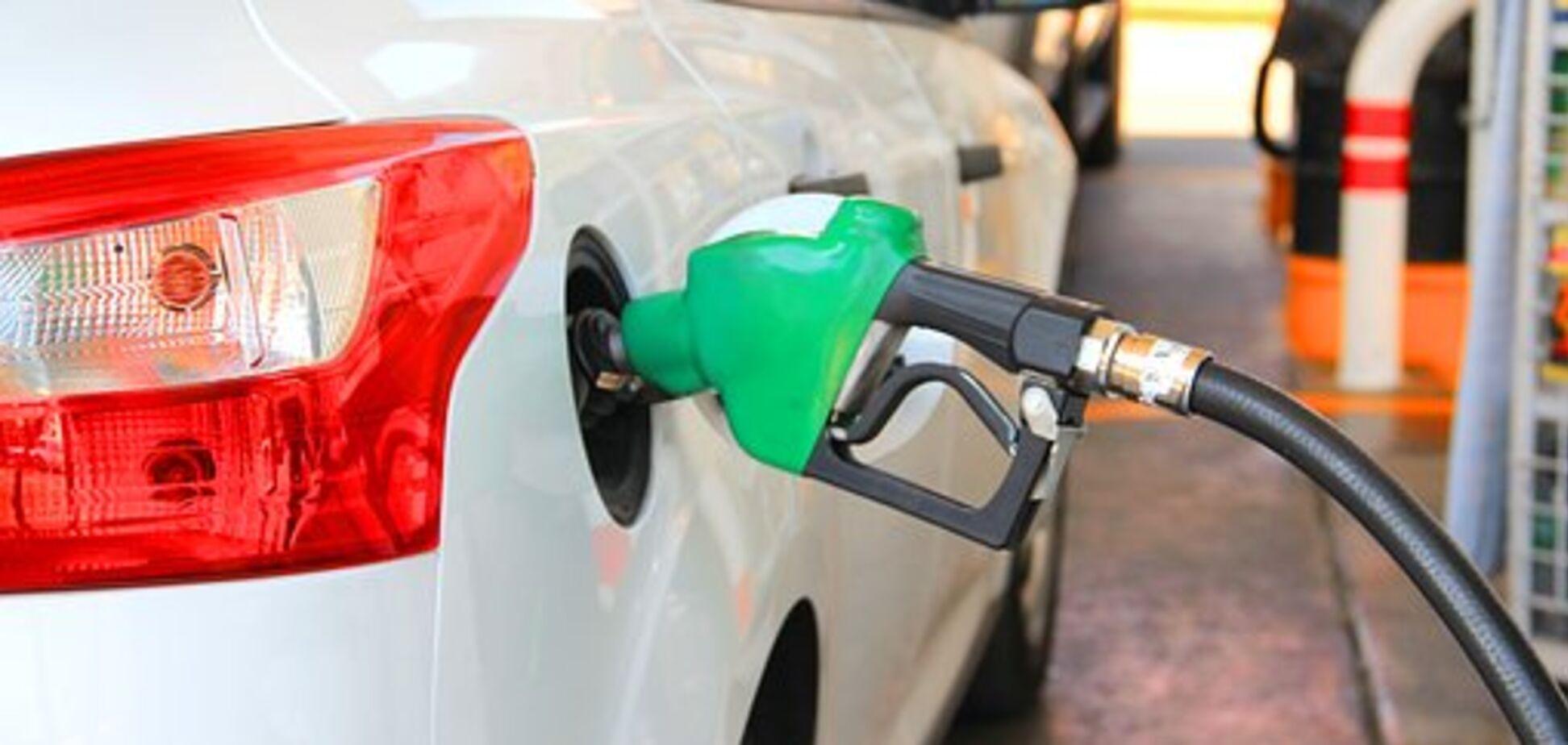 В Росії зросли ціни на бензин