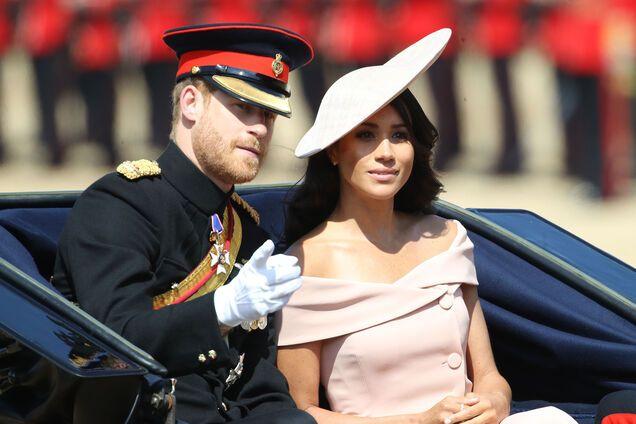 Отец Меган Маркл попросил принца Гарри не поднимать руку на его дочь
