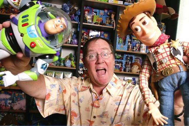 Pixar лишилась основателя из-за секс-скандала