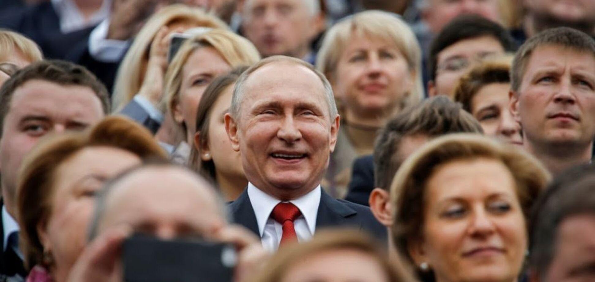'Нехай заберуть усіх ва*ників з України': письменник оцінив ідею Путіна