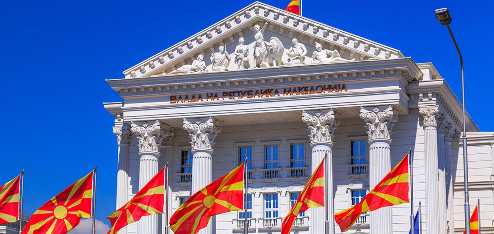 Македонія заради вступу в НАТО погодилася змінити назву країни
