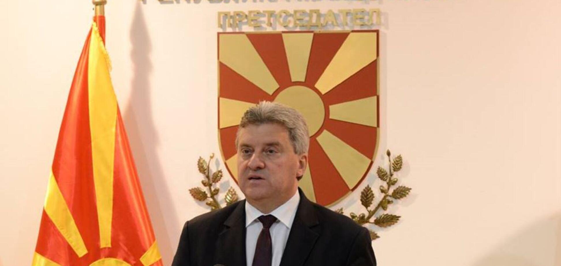 Переименование Македонии: президент выступил с заявлением