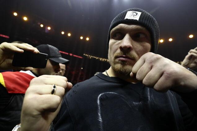 Усик сделал официальное заявление о бое с Гассиевым