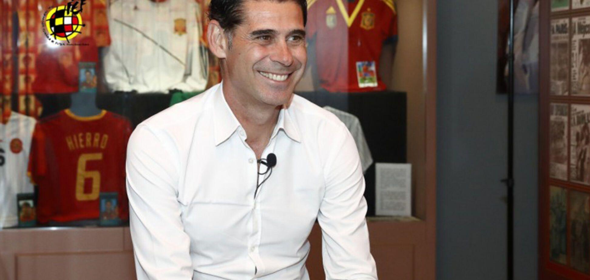 Официально: назначен новый главный тренер сборной Испании