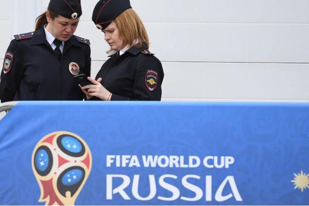МВД России выдало секретный указ на время ЧМ-2018