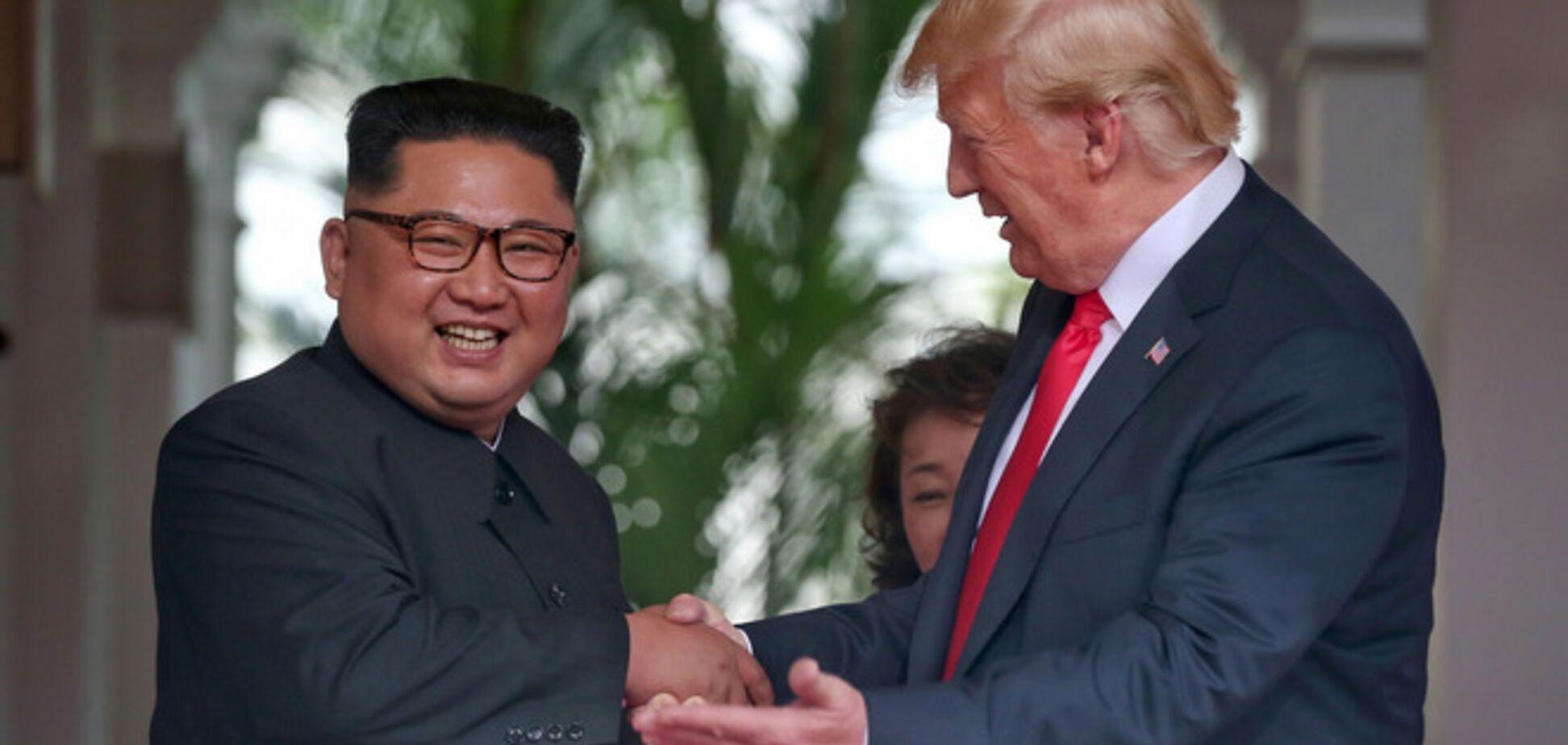 'Мир ввели в заблуждение': озвучен нюанс исторической встречи Трампа и Ким Чен Ына