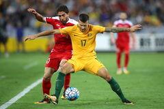 Футболіста збірної Австралії не взяли на ЧС-2018 через Україну