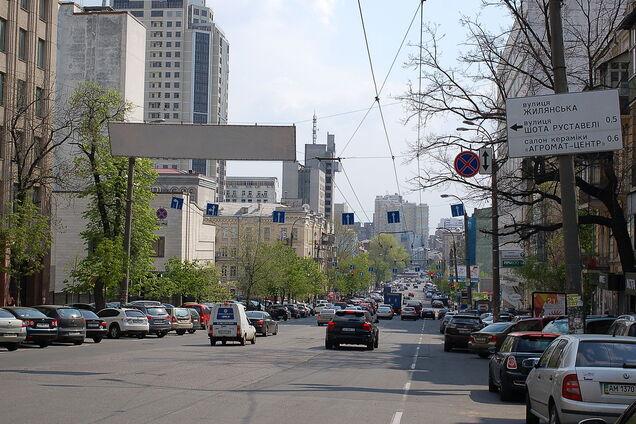 В Киеве могут переименовать 10 улиц и площадь