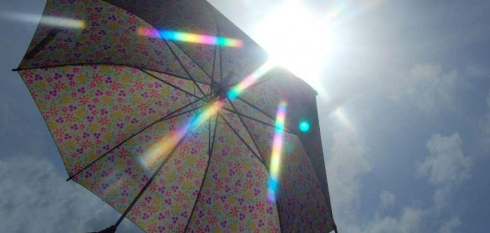 Заллє дощами та попарить: прогноз погоди до кінця тижня