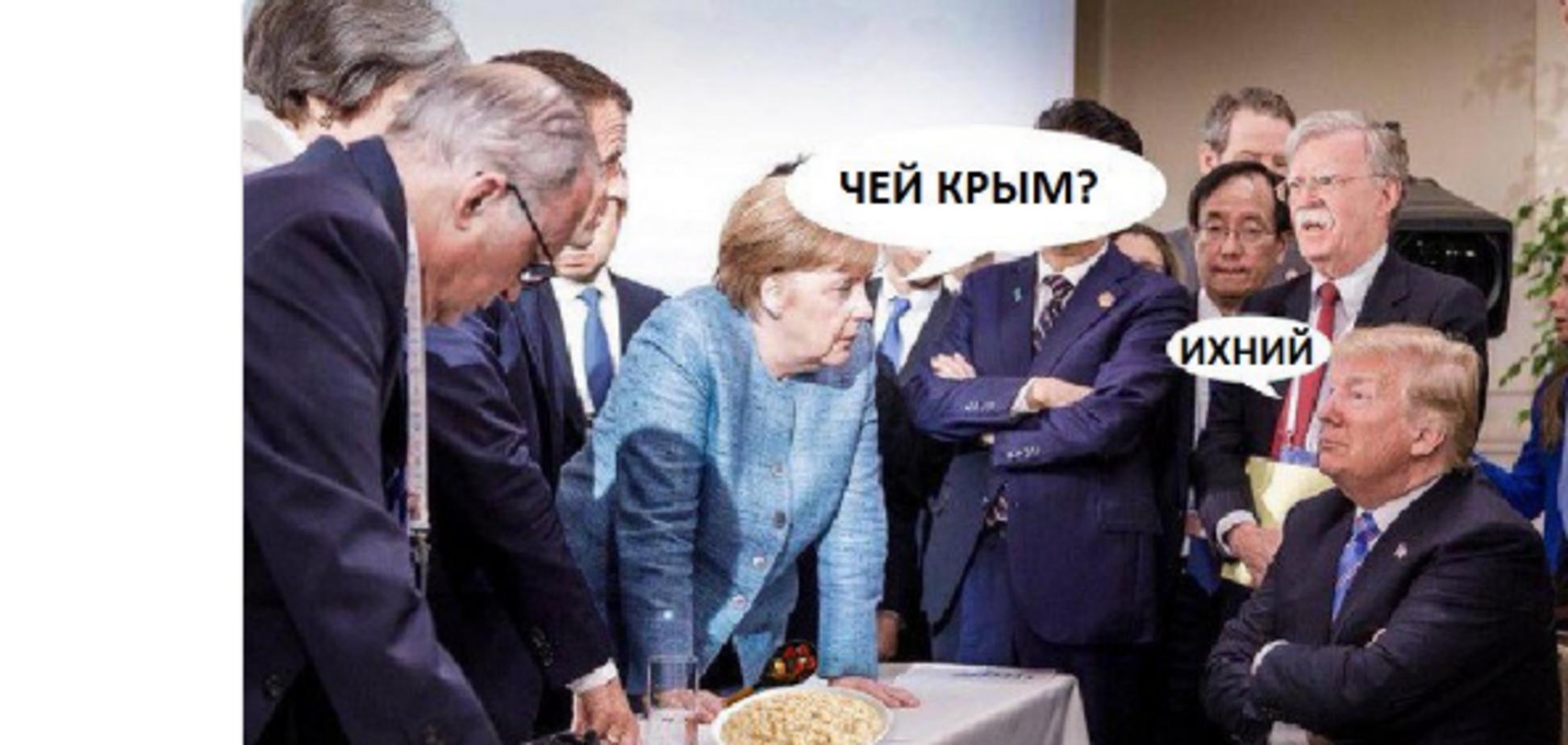 'Віддайте Брайтон Біч Путіну': в мережі бурхливо відреагували на заяву Трампа про 'російський' Крим