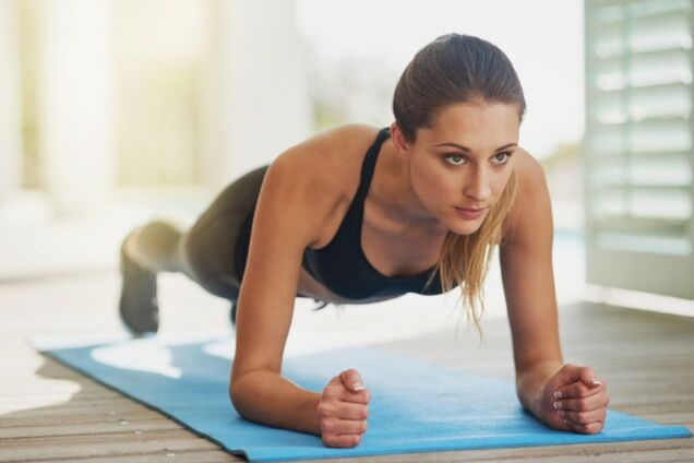 Анастасия Копрова: Упражнения–планки: как сделать красивое тело