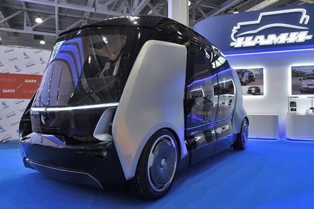 Хотят быть как Илон Маск? КамАЗ показал первый беспилотный электробус