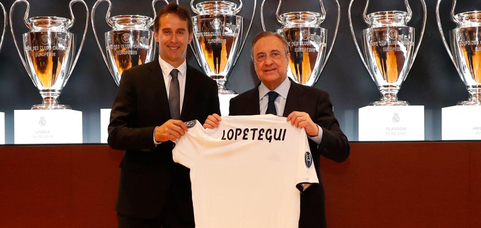 Замість Зідана: в Іспанії офіційно представили нового тренера 'Реала'