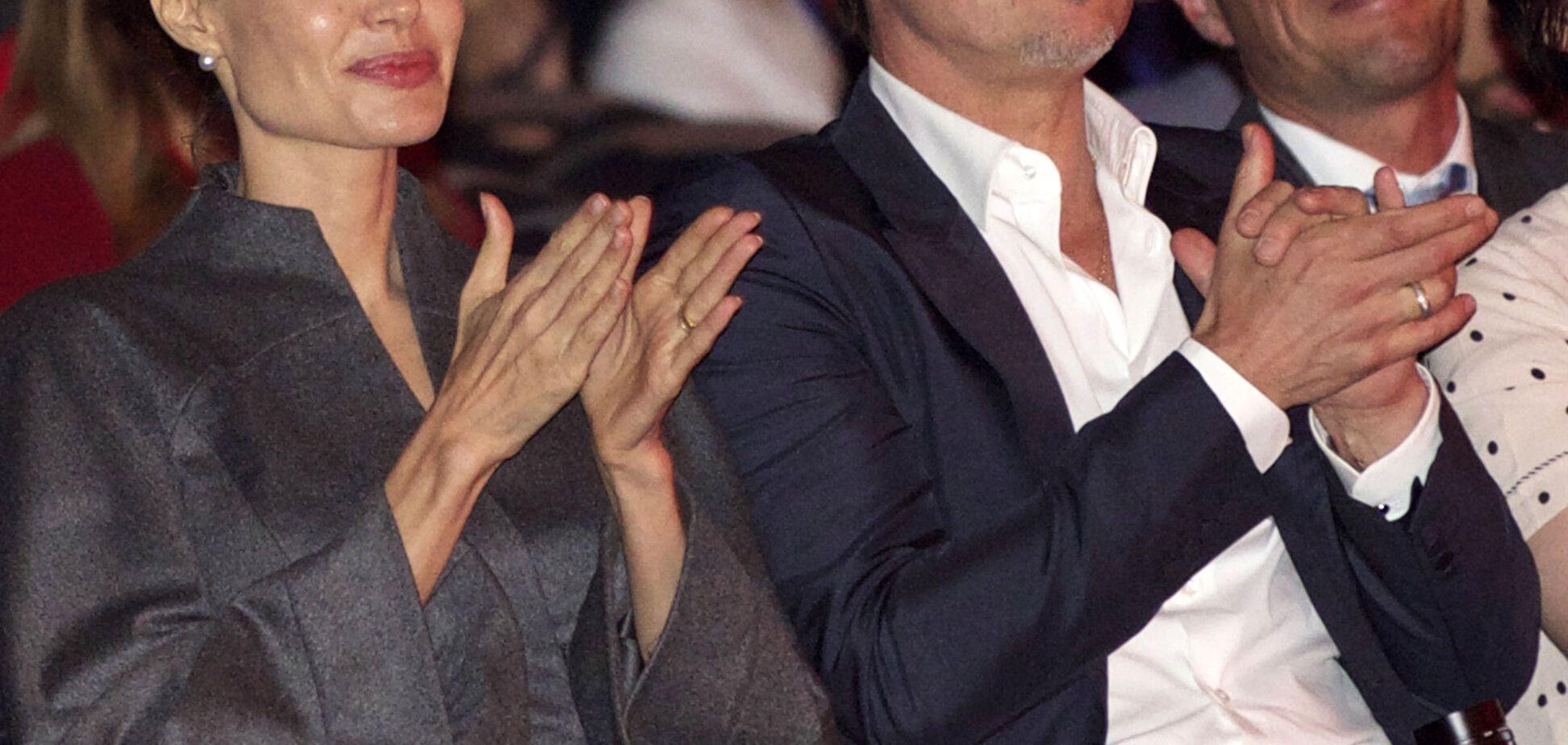 Бред Пітт заборонив дітям зніматися в 'Малефісенті 2' з Анджеліною Джолі